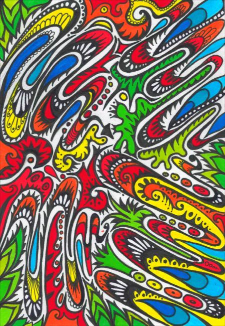 Kreatives Chaos16
